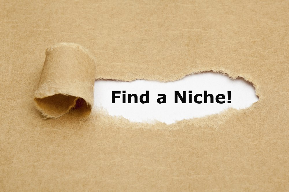 How to Find Your Niche Market.