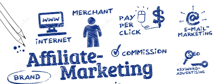 Affiliate Marketing Business.