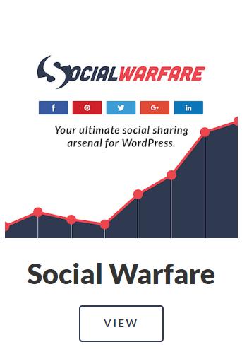 Social Warfare Free Version