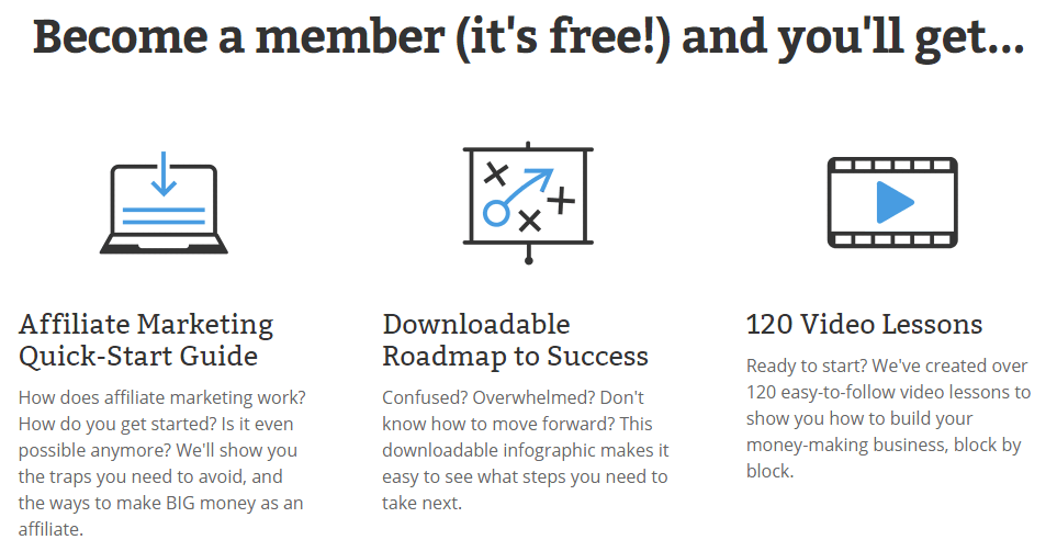 Affilorama Free Membership