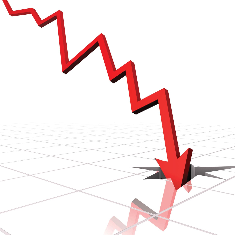 Decrease Graph