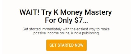 Kindle Money Mastery 2.0 $7 Week Trial