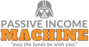 Passive Income Machine Logo