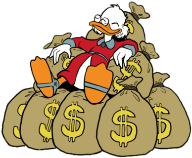 Scrooge MC Duck