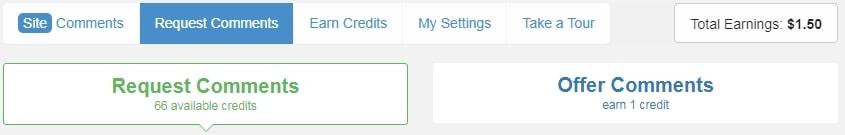 Wealthy Affiliate SiteComments Platform