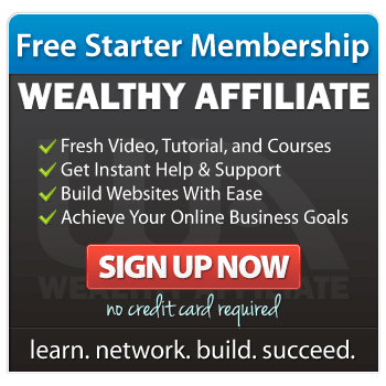Wealthy Affiliate Sidebar Image