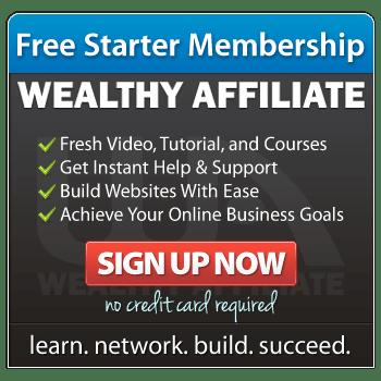 Wealthy Affiliate Sidebar Image