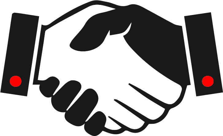 Shake Hands with your Boss