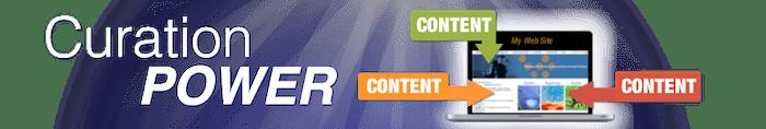Curation Power Logo