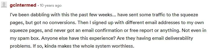 Clickbank Pirate Testimonial 5