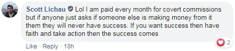 Covert Commissions Success Story 3
