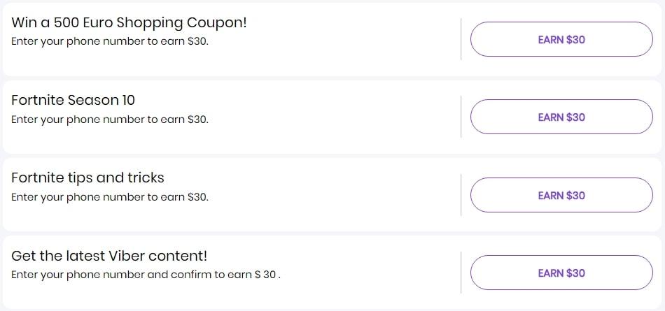 EmotePay $30 TaskWall