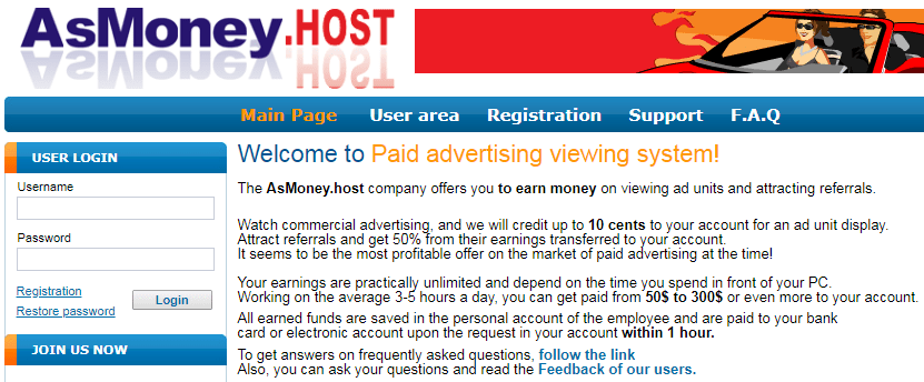 AsMoney.host