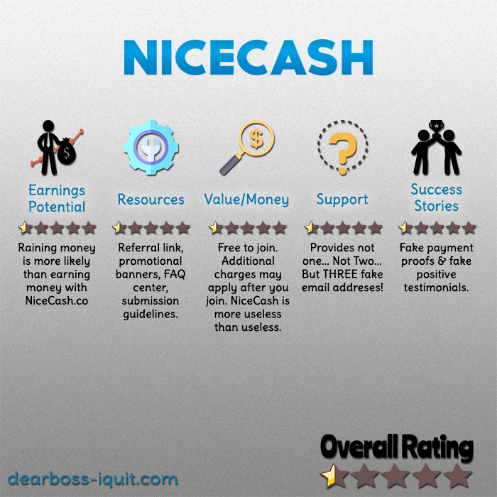 Is NiceCash.co a Scam? The Truth Will SHOCK You. [Review]