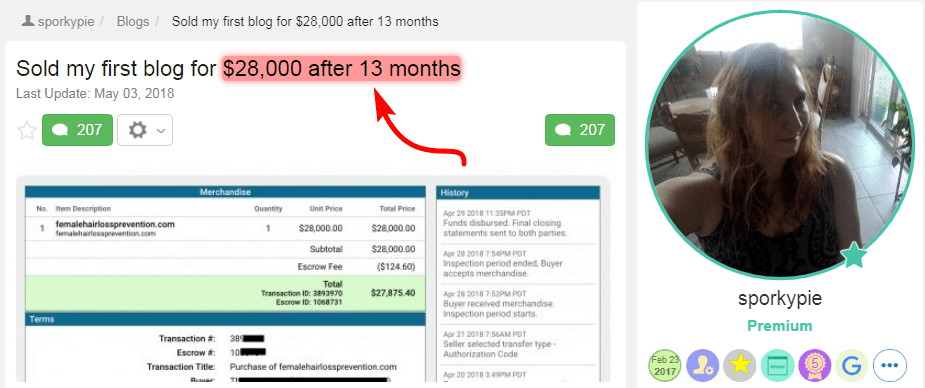 Wealthy Affiliate Success Story 9