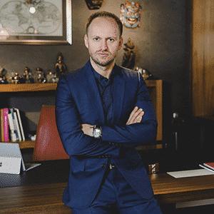 FM World Founder Artur Trawiński