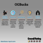 OGBucks.com Review: It's NOT Legit Guys… It's a SCAM!