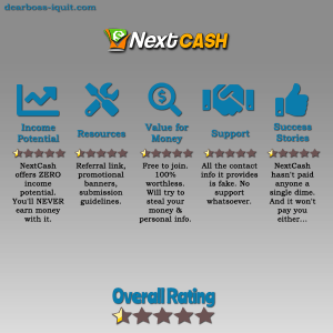 NextCash.co SCAM Review: [Read Before Wasting Your Time]
