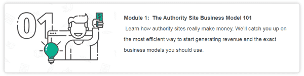 The Authority Site System 1st Core Module