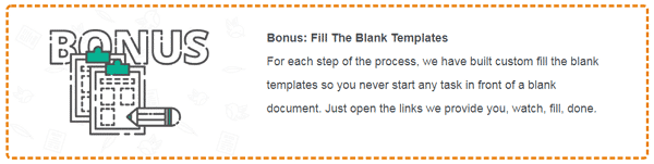 The Authority Site System Bonus Fill The Blank Templates