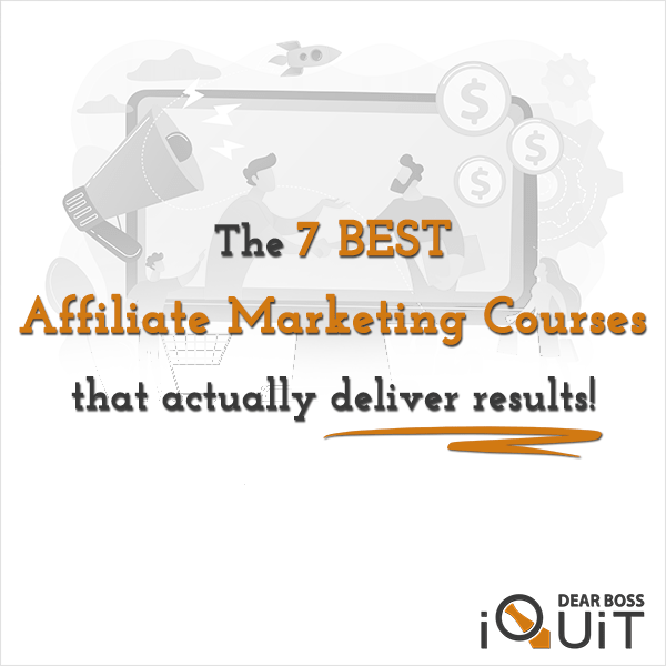 The 7 Best Affiliate Marketing Courses That Actually Deliver Results (2021 Update)