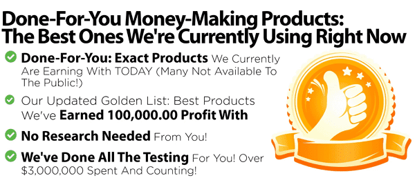 Simple Wifi Profits DFY Best Products