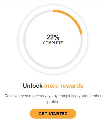 MyOpinions Complete Your Profile To Unlock More Rewards & Surveys
