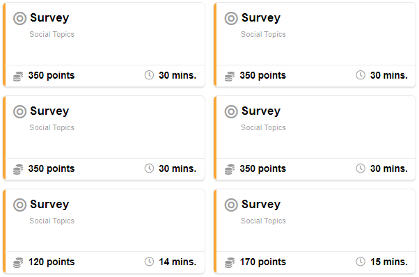 MyOpinions Surveys