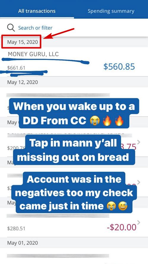 MoneyGuru.co Payment Proof 1