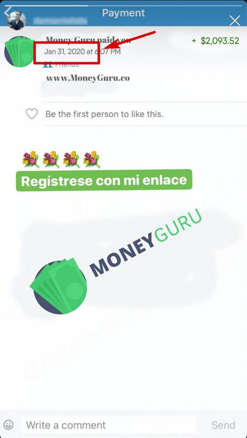 MoneyGuru.co Payment Proof 2