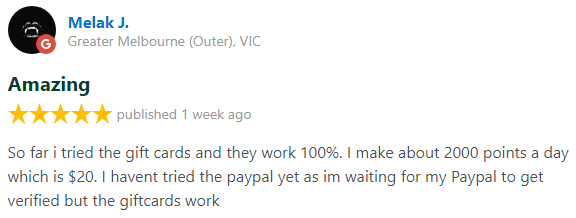 MyOpinions ProductReview Testimonial 1