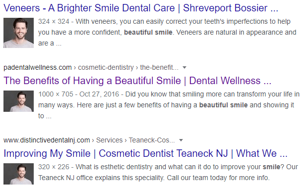 Picture Of Guy Used In Dental Care Websites