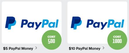PrizeRebel PayPal Cash Redemption