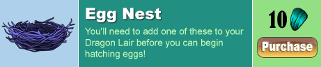 Treasure Trooper Dragon Egg Nest