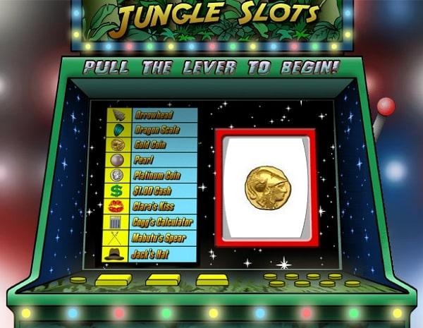 Treasure Trooper Jungle Slots