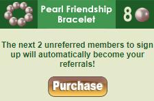 Treasure Trooper Pearl Friendship Bracelet
