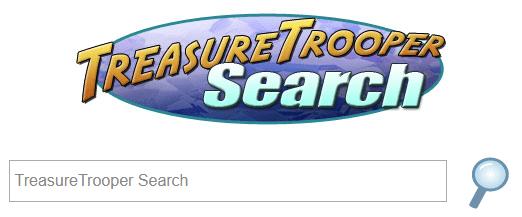 Treasure Trooper Search Engine