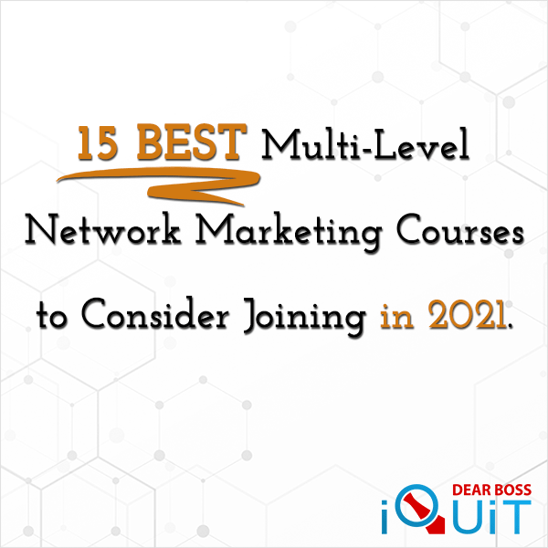 15 Best Multi-Level/Network Marketing Online Courses That You Should Definitely Follow in 2021