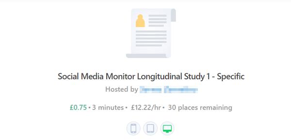 Prolific Longitudinal Study