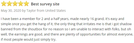 SurveyPolice Positive SuperPay.me Review 2