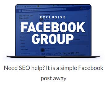 The Affiliate Lab Private Facebook Group Bonus