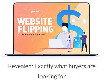 The Affiliate Lab Website Flipping Masterclass Bonus