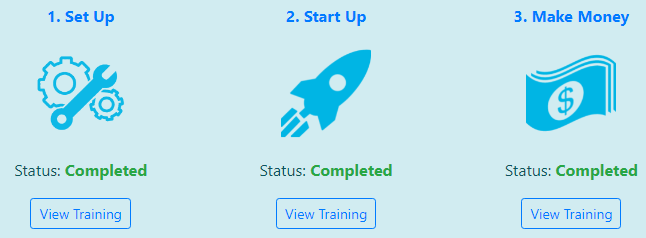 Commission Academy Fast-Start Training