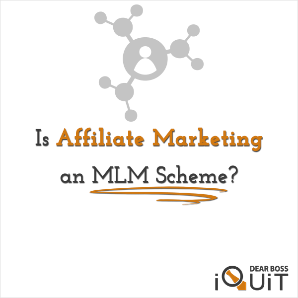 Is Affiliate Marketing MLM Featured Image