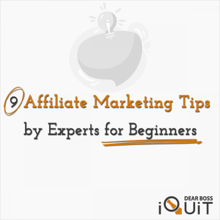 Affiliate Marketing Tips by Experts for Beginners Featured Image
