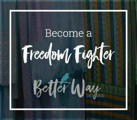 Better Way Designs Freedom Fighter