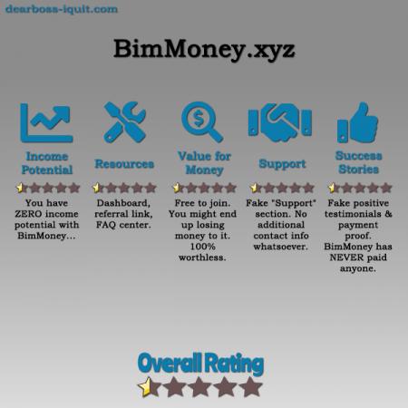 BimMoney.xyz Review 9 Signs BimMoney Tries to SCAM You!