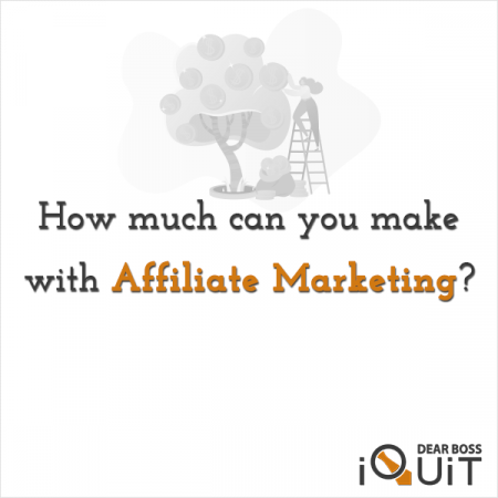 How Much Money Can You Make With Affiliate Marketing