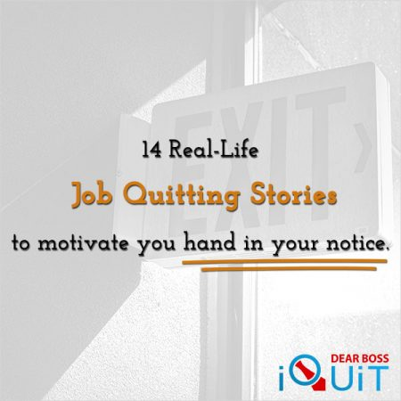 Job Quitting Stories Featured Image