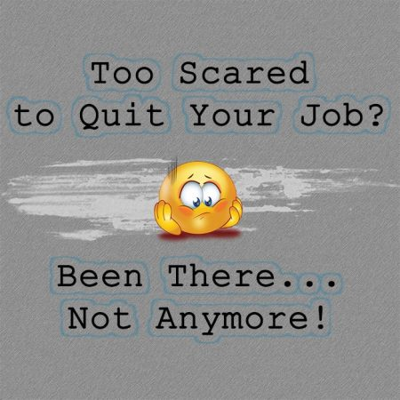 Too Scared to Quit Your Job Featured Image